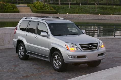 toyota lexus gx 470 2009 lexus gx 470 reviews specs and prices cars