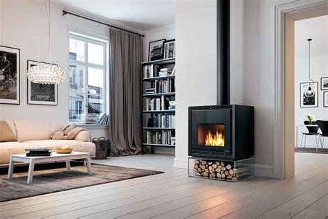 stufe camini design riscaldare con stile 10 stufe e caminetti di design