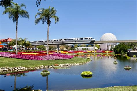 Dates Announced For 2018 Epcot International Flower And International Flower And Garden Festival