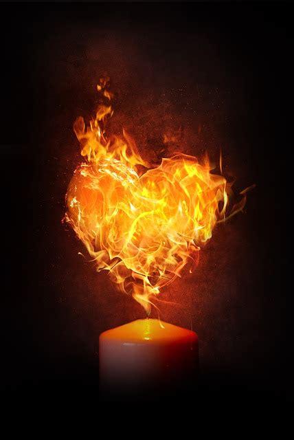 immagini candela illustrazione gratis cuore fuoco fiamma candela