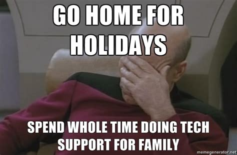 tech support from home go home for holidays pictures quotes pics