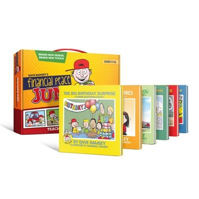 financial peace junior kit teaching how to win with money winter wishes teaching about money the way