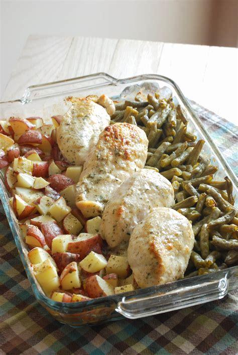 one dish chicken and potatoes recipe dishmaps