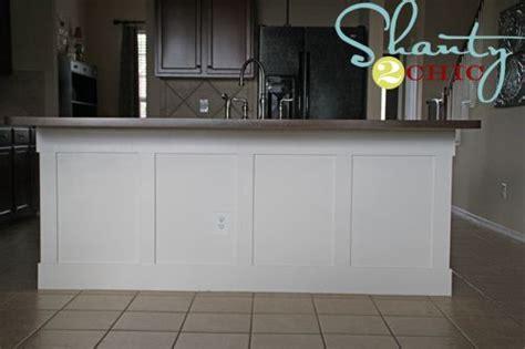 diy board  batten kitchen island kitchen island