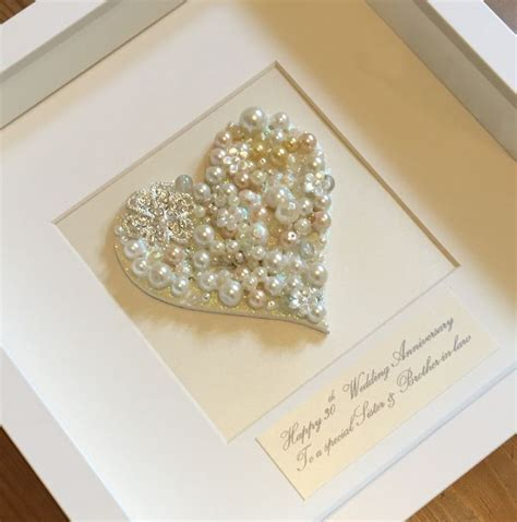30th pearl wedding Anniversary Gift, Pearl Wedding