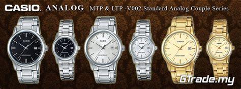 Casio Standard Mtp Ltp V002gl 7 Original Garansi Resmi 1 Tahun casio standard mtp v002l 7bv ltp v002l 7bv analog
