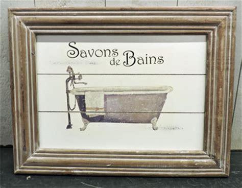 cadre salle de bain solutions pour la d 233 coration