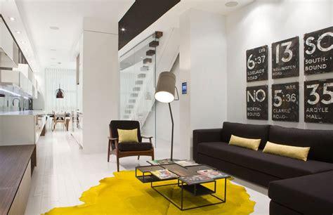 modern scandinavian designbelle about town belle about town canadian design candy vibrant modern model home design in