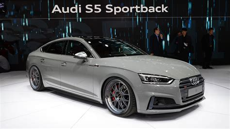 2018 B9 Audi A5 & S5 Coupe, Cab, and Sportback Configurator is up and running!