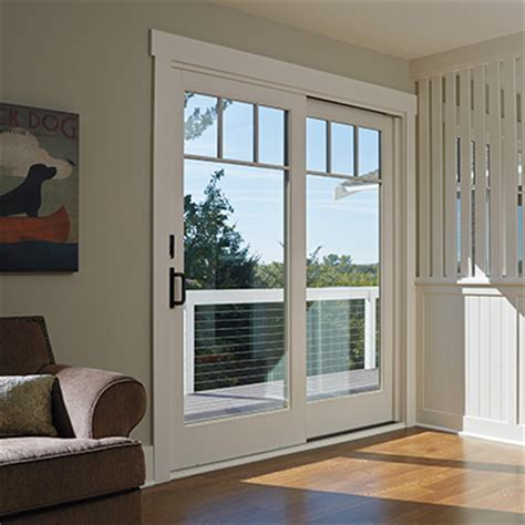 Patio Door Trim Gliding Patio Doors Clevernest