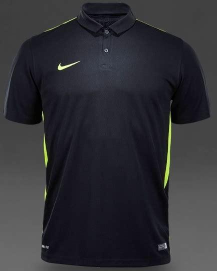 contoh gambar desain jersey futsal warna hitam