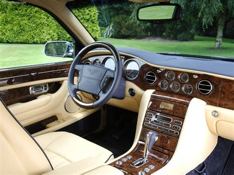 bentley 2005 interior bentley arnage blue train series 2005 picture 06 800x600