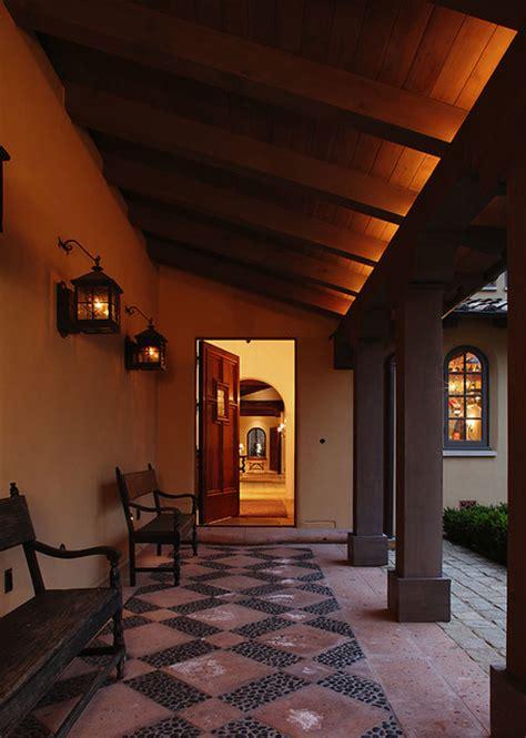 spanish colonial hacienda carmel california