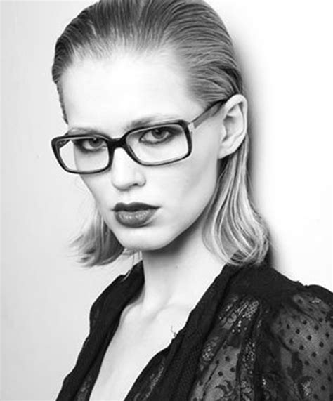 Best Hairstyles With Glasses by 20 Best Hairstyles For With Glasses Hairstyles