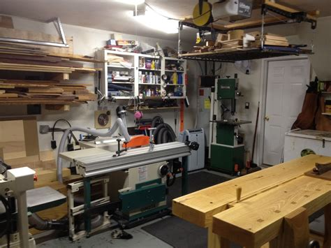 michael s garage workshop the wood whisperer joe s garage workshop the wood whisperer