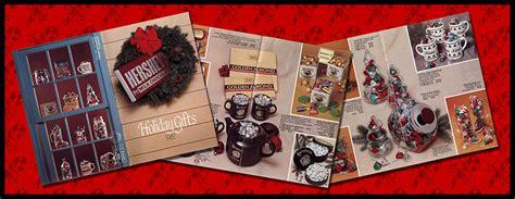 christmas countdown hershey s 1982 holiday gift catalog