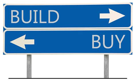 buy a house or build a house software build vs buy what s best for you codeproject