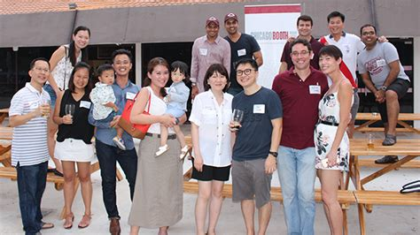 Chicago Business School Singapore Mba by Bbq And Oktoberfest The Of Chicago Booth