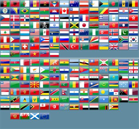flags of the world zip web 2 0 world flags by thesa1nt on deviantart