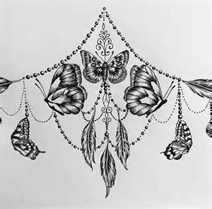 boho underboob design tattoos pinterest design and boho