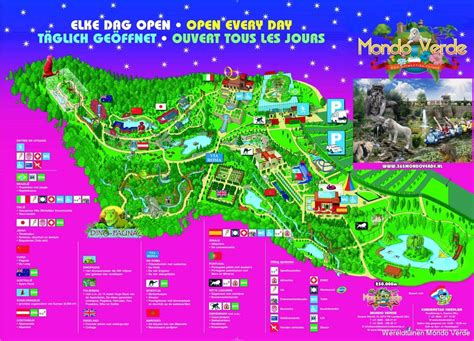 mondo verde landgraaf plattegrond