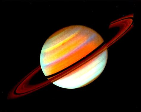 color of saturn real photos of saturn taken by nasa page 4 pics about