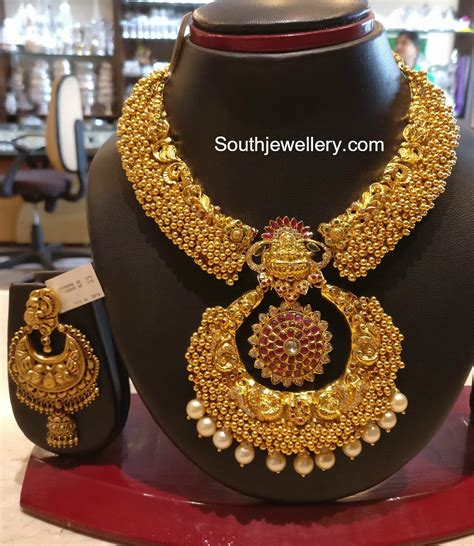 gold jewellery gold necklace jewelry designs jewellery designs