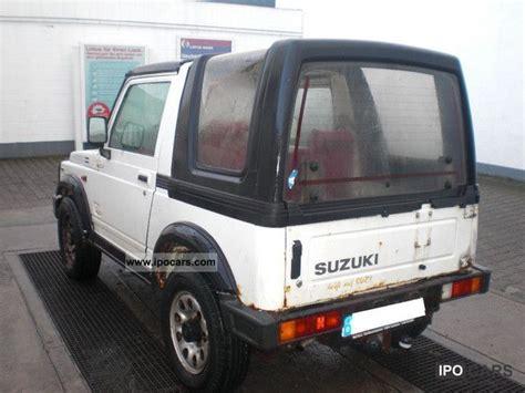 where to buy car manuals 1993 suzuki sj navigation system 1993 suzuki sj samurai car photo and specs