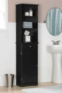 storage cabinets for bathrooms ameriwood espresso bathroom storage cabinet 5303045