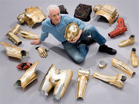 anthony daniels hates star wars the force awakens c 3po actor anthony daniels