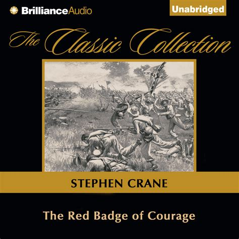 10 seconds of courage books the badge of courage audiobook by stephen