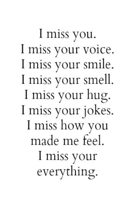 i you quotes for quotes about missing 35 i miss you quotes for