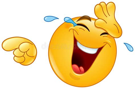 ilustraci 243 n de la se 241 al del tel 233 fono icono blanco en emoticon de risa risa con los rasgones y se 241 alar el