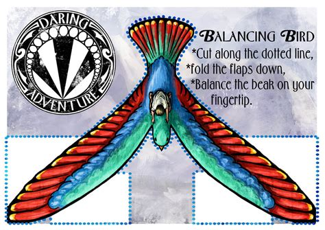 balancing bird template make a balancing bird by marniewalks on deviantart