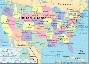 united states map showing airports karten vereinigte staaten