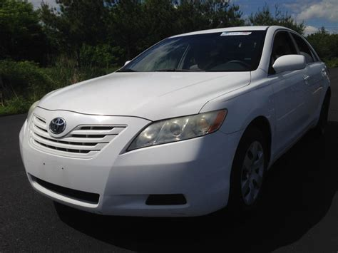 Used 2007 Toyota Camry Used 2007 Toyota Camry Ce Sedan 4 Dr 7 990 00