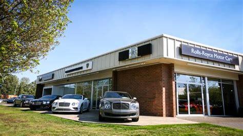 bentley lamborghini rolls royce of bellevue car dealership