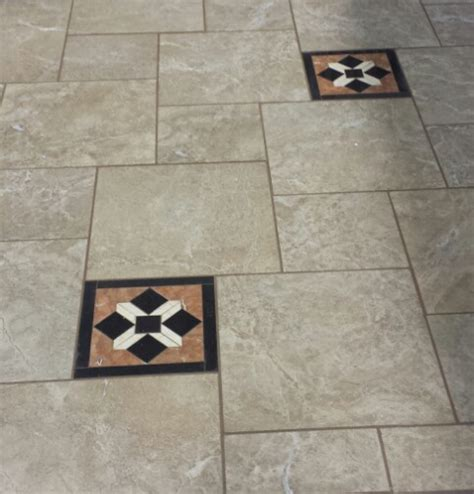 tile pattern using 12x12 and 18x18 tile patterns for your home