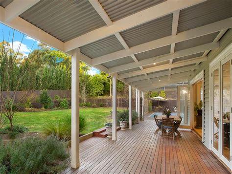 outdoor area ideas  verandah designs realestatecomau