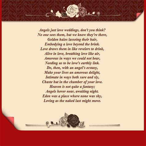 Email Wedding Card Templates