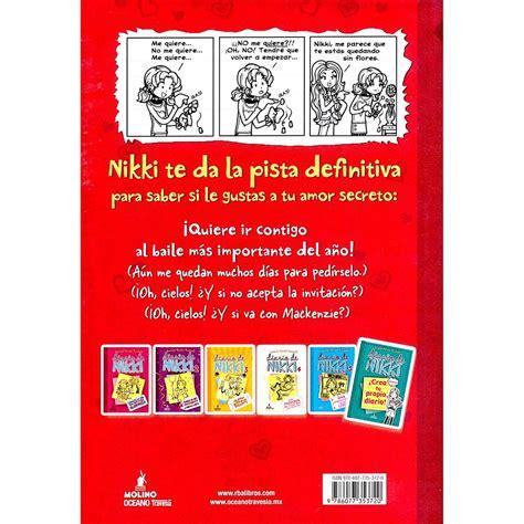 diario de nikki una 8427209711 diario de nikki 6 una rompecorazones no muy afortunada