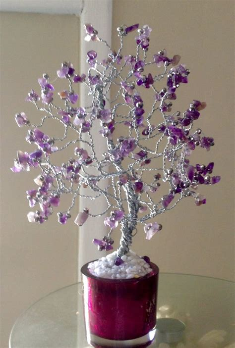 6 Ways To Make A Beaded Wire Tree Centerpiece Wikihow Wire Tree Centerpiece