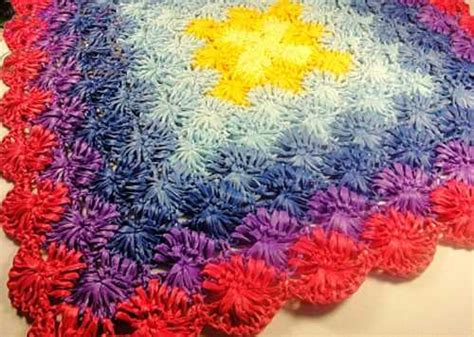 crochet plastic bag rug plastic bag recycling for floor mats two creative recycled crafts ideas