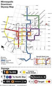 Chicago Skyway Map by Young Cartographers Develop New Minneapolis Skyway Map