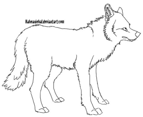 wolf template wolf template by mongrelistic on deviantart