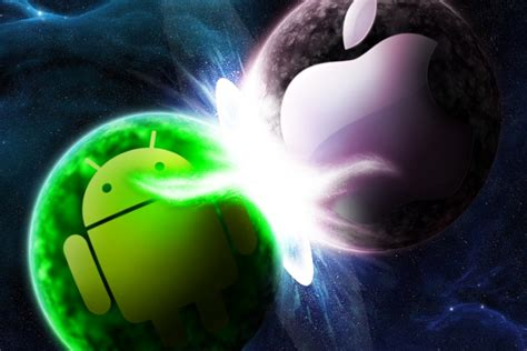 why is apple better than android apple vs android