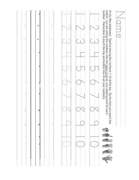 Printable Number Words 1 20