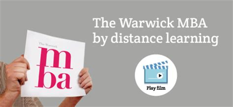 Cost Of Warwick Distance Learning Mba by Testimonials The Warwick Mba By Distance Learning