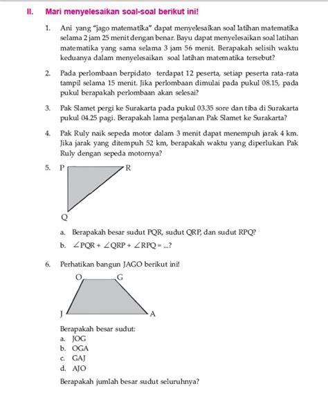 Big Bank Matematika Sd Kelas 456 soal matematika smp kelas