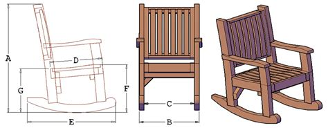 rocking chair dimensions standard rocking chair dimensions standard chairs seating